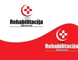 "#247 para Logo Design for a rehabilitation clinic in Croatia -  ""Rehabilitacija Nova"" por masudrafa"