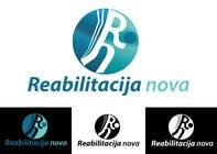 "Graphic Design Конкурсная работа №252 для Logo Design for a rehabilitation clinic in Croatia -  ""Rehabilitacija Nova"""