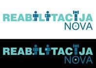 "Graphic Design Конкурсная работа №160 для Logo Design for a rehabilitation clinic in Croatia -  ""Rehabilitacija Nova"""