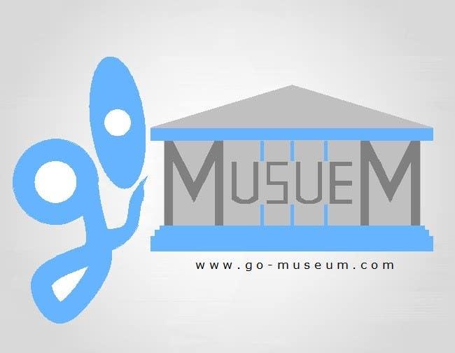 Proposition n°357 du concours Logo Design for musuem web-site