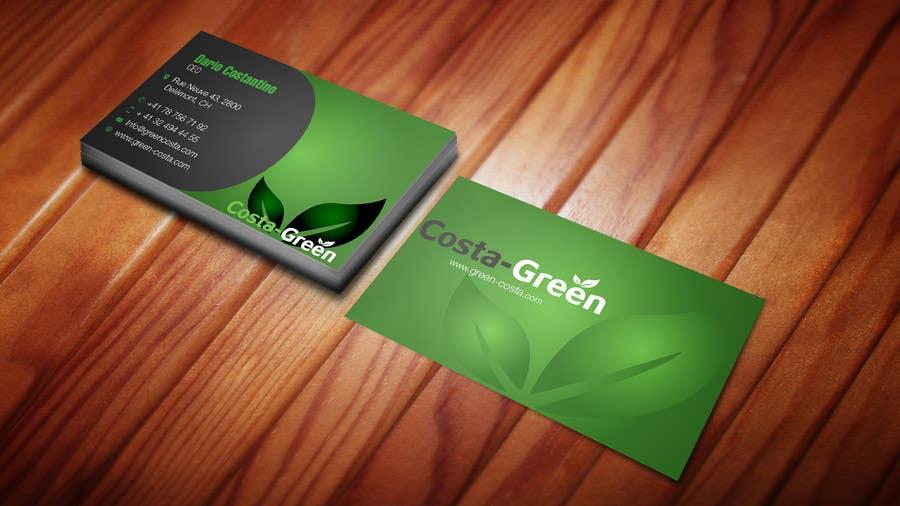 Penyertaan Peraduan #                                        49                                      untuk                                         Design some Business Cards for my company selling medicine