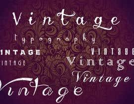 chintanpatel92 tarafından I need some Graphic Design for Vintage Signage Background için no 28