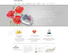 #28 for Design & wordpress website for Gold and Silver company af artedu