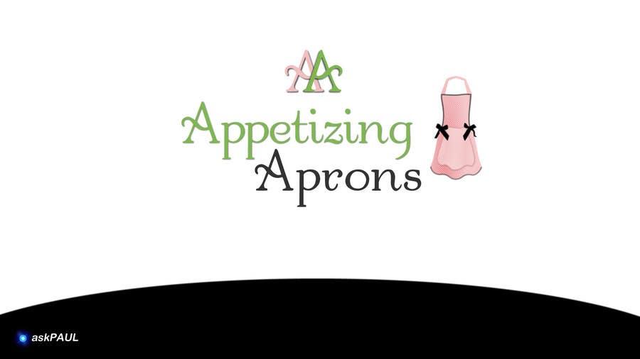 Penyertaan Peraduan #                                        16                                      untuk                                         Logo Design for AppetizingAprons.com