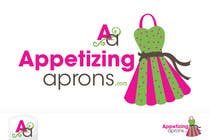 "Graphic Design Intrarea #28 pentru concursul ""Logo Design for AppetizingAprons.com"""