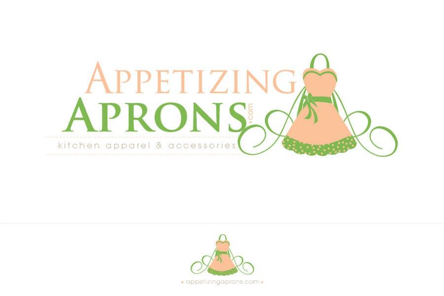 Intrare concurs #103 pentru Logo Design for AppetizingAprons.com