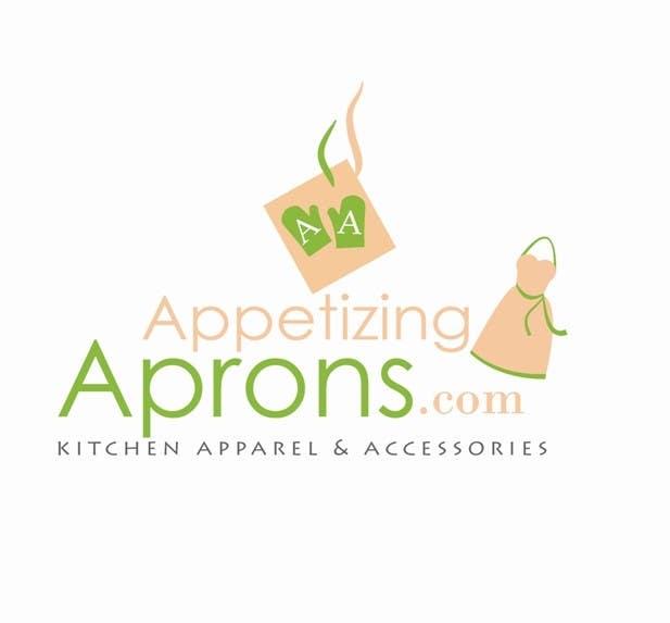 """Intrarea #78 pentru concursul """"Logo Design for AppetizingAprons.com"""""""