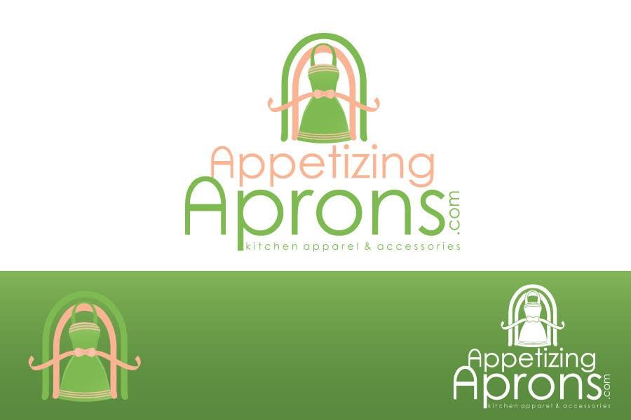 Konkurrenceindlæg #63 for Logo Design for AppetizingAprons.com