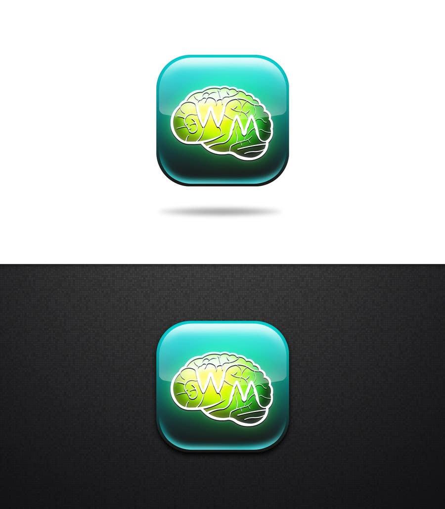 #1589 for W.M app icon design  by KhalfiOussama