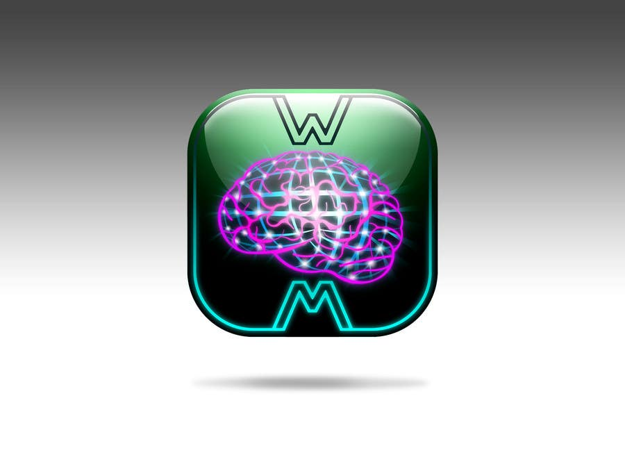 #1680 for W.M app icon design  by KhalfiOussama