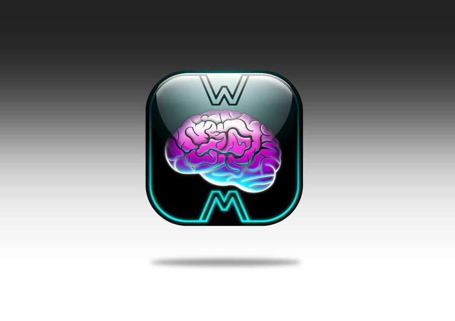 #1750 for W.M app icon design  by KhalfiOussama