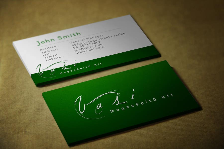 Penyertaan Peraduan #                                        52                                      untuk                                         Create a business card with special characters