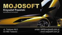 Graphic Design Entri Peraduan #3 for Create a business card with special characters