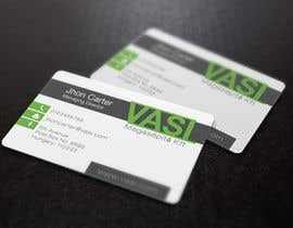 #50 untuk Create a business card with special characters oleh kalitaa36