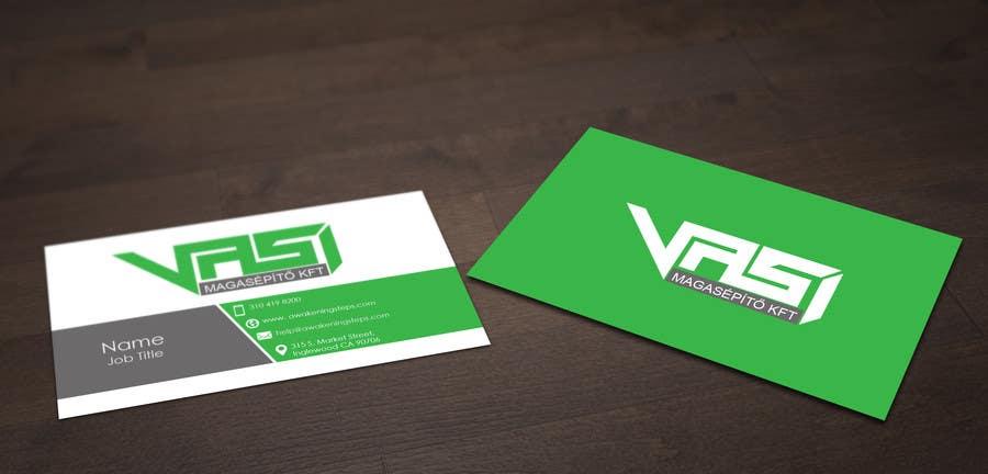 Penyertaan Peraduan #                                        40                                      untuk                                         Create a business card with special characters