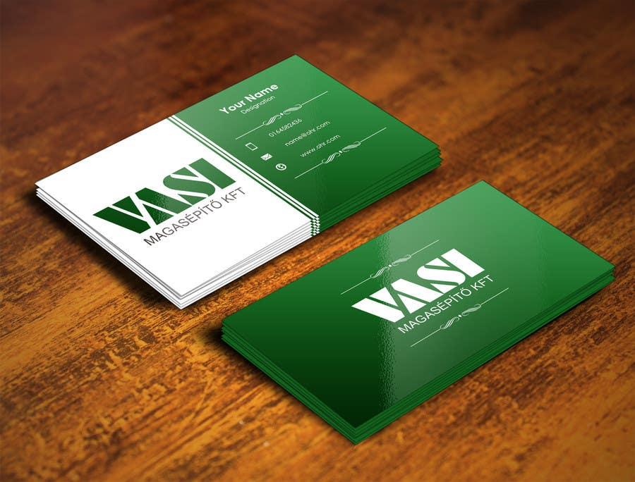 Penyertaan Peraduan #                                        48                                      untuk                                         Create a business card with special characters