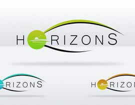 nº 674 pour Logo Design for Horizons par ArpitAnshu