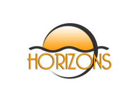 #711 para Logo Design for Horizons por niwrek