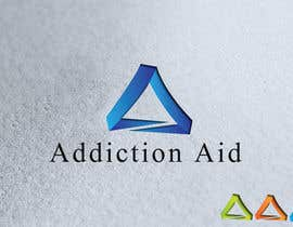 #132 para Logo Design for Addiction Aid por saiyoni
