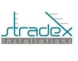#20 para Logo Design for Stradex Installations por govindborde