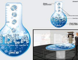 #32 cho Graphic Design for a Test Tube Table @ CHILL bởi PetaSmart