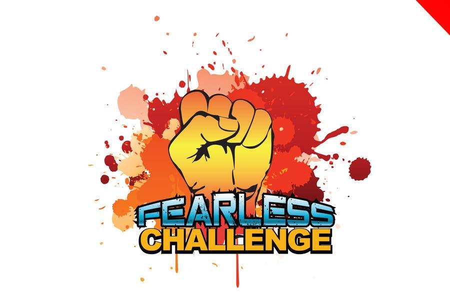 Konkurrenceindlæg #                                        118                                      for                                         Logo Design for Fearless Challenge