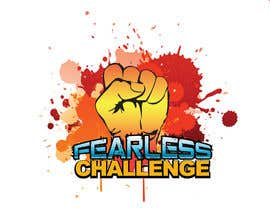 #118 for Logo Design for Fearless Challenge by MSIGIDZRAJA