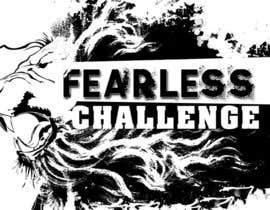 nº 107 pour Logo Design for Fearless Challenge par ArpitAnshu