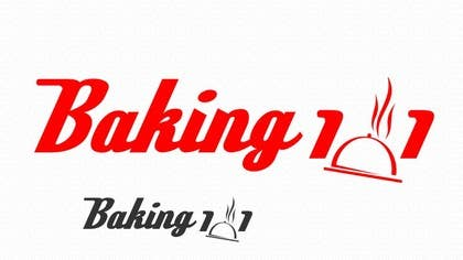 #73 for Design a Logo for Baking 101 by panastasia