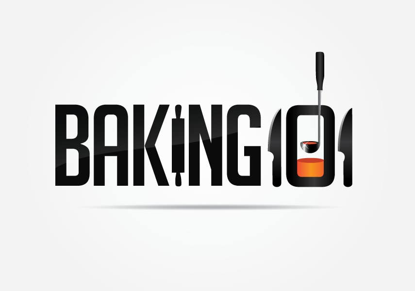 #68 for Design a Logo for Baking 101 by alMusawar