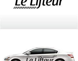 nº 18 pour Logo Design for Le Lifteur par GenijeOnline