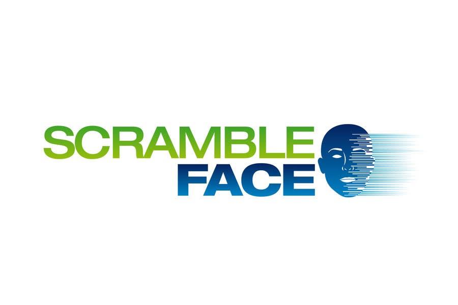 Proposition n°                                        83                                      du concours                                         Logo Design for SCRAMBLEFACE (or SCRAMBLE FACE)