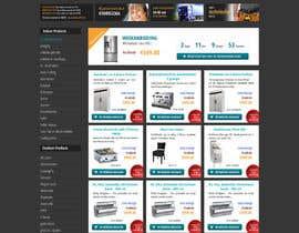 #7 for New design webshop af sudee1976
