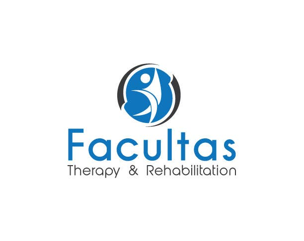 Rehabilitation Logo Design Logo design for Facult...