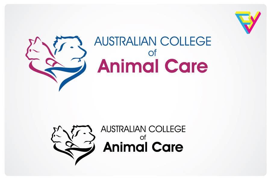 Bài tham dự cuộc thi #                                        23                                      cho                                         Logo Design for Australian College of Animal Care