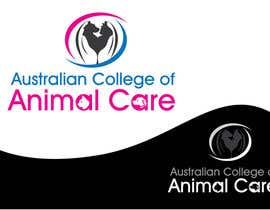 #135 cho Logo Design for Australian College of Animal Care bởi masudrafa