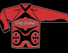 #13 cho Long sleeve racing T-shirt Design for 4bpracing.com.au bởi Szteevy