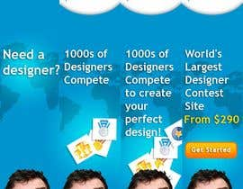 #145 for Banner Ad Design for Freelancer.com by neophytech