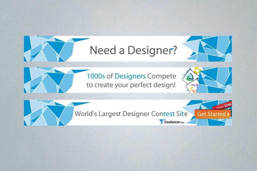 Participación en el concurso Nro.                                        179                                      para                                         Banner Ad Design for Freelancer.com