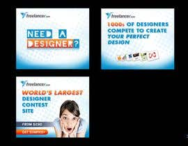 #246 for Banner Ad Design for Freelancer.com af damorin