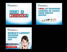 #245 za Banner Ad Design for Freelancer.com od damorin