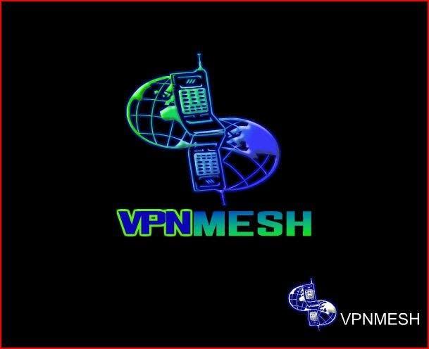 Contest Entry #                                        56                                      for                                         Logo Design for VpnMesh