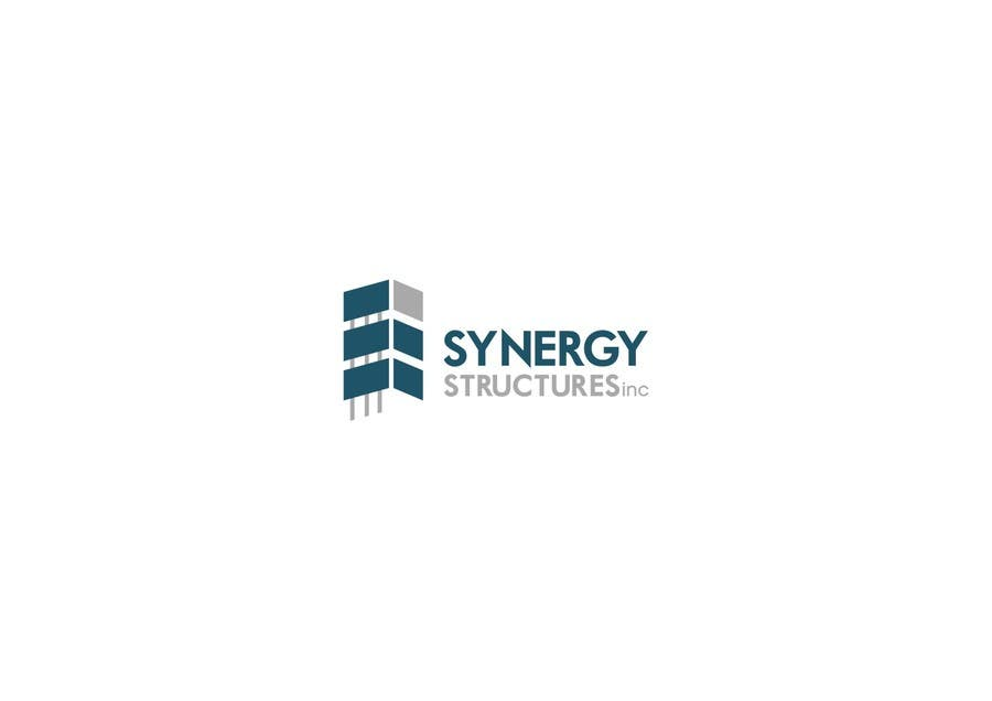 "#15 for Logo for ""Synergy Structures"" $40 1st, $10 2nd. Apartment building construction company. by deamond"
