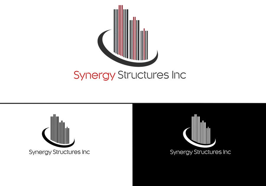 "#25 for Logo for ""Synergy Structures"" $40 1st, $10 2nd. Apartment building construction company. by tehsolution"