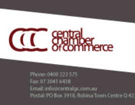 antwanfisha tarafından ***URGENT*** Business Card Design for Central Chamber of Commerce için no 21