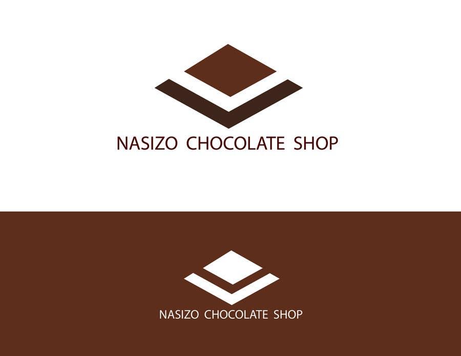 Inscrição nº                                         31                                      do Concurso para                                         Logo for my chocolate shop