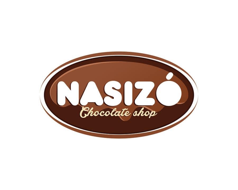 Inscrição nº                                         54                                      do Concurso para                                         Logo for my chocolate shop