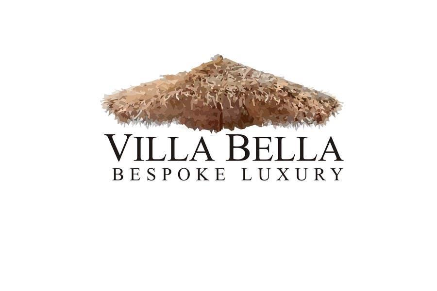 Kilpailutyö #                                        33                                      kilpailussa                                         Logo Design for Villa Bella - Next logo will earn $1000