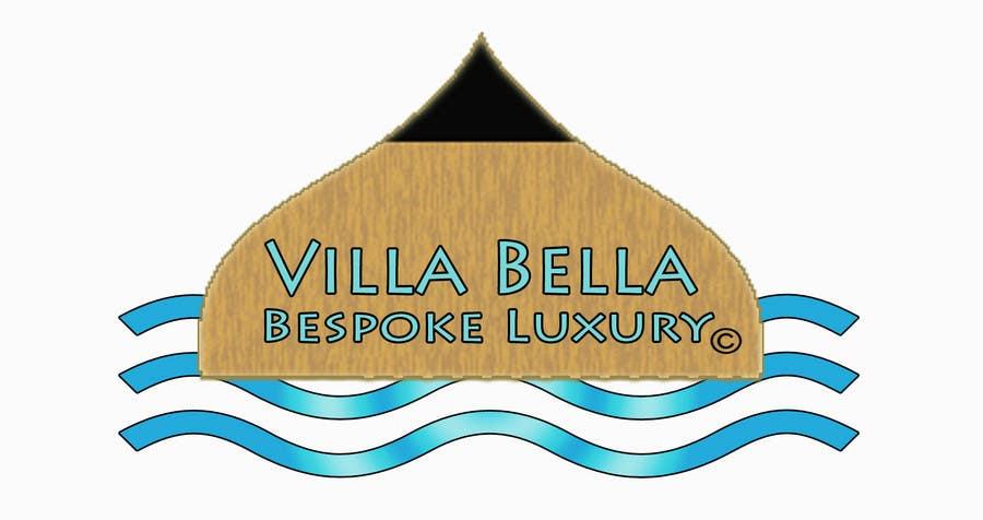 Kilpailutyö #                                        21                                      kilpailussa                                         Logo Design for Villa Bella - Next logo will earn $1000