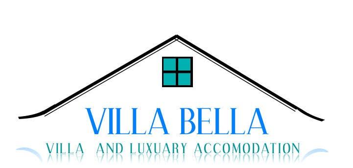 Kilpailutyö #                                        48                                      kilpailussa                                         Logo Design for Villa Bella - Next logo will earn $1000